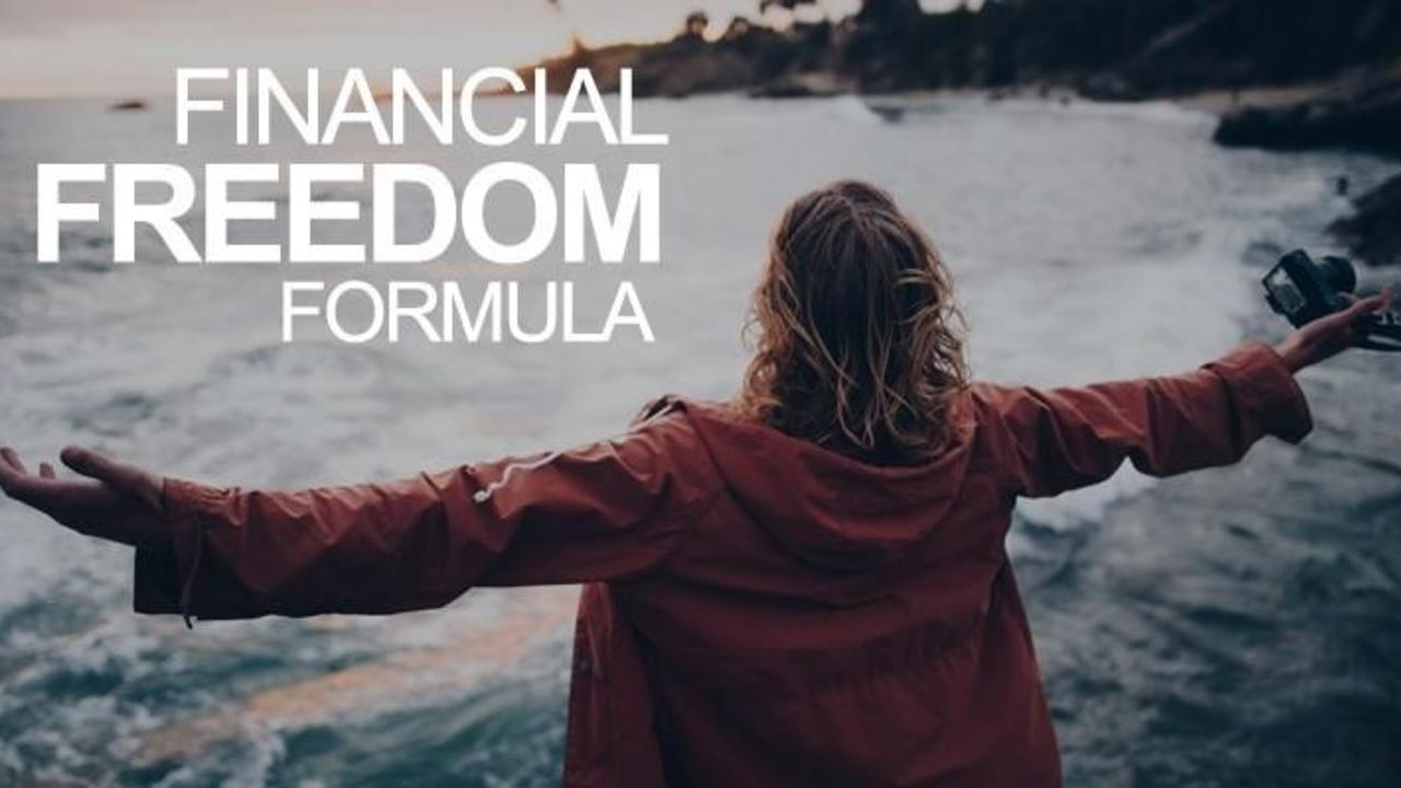 Financial Freedom Formula