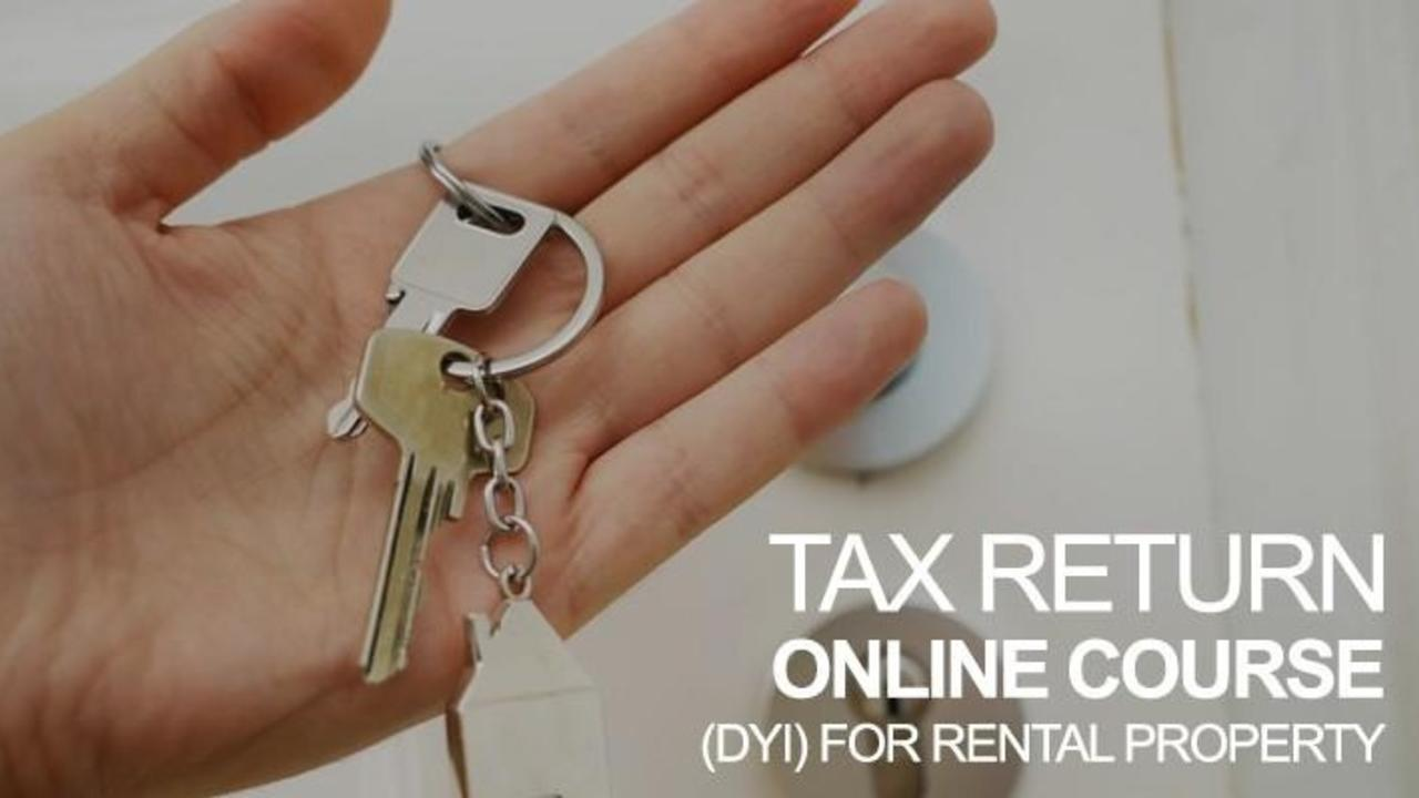 Rental Property Tax Return