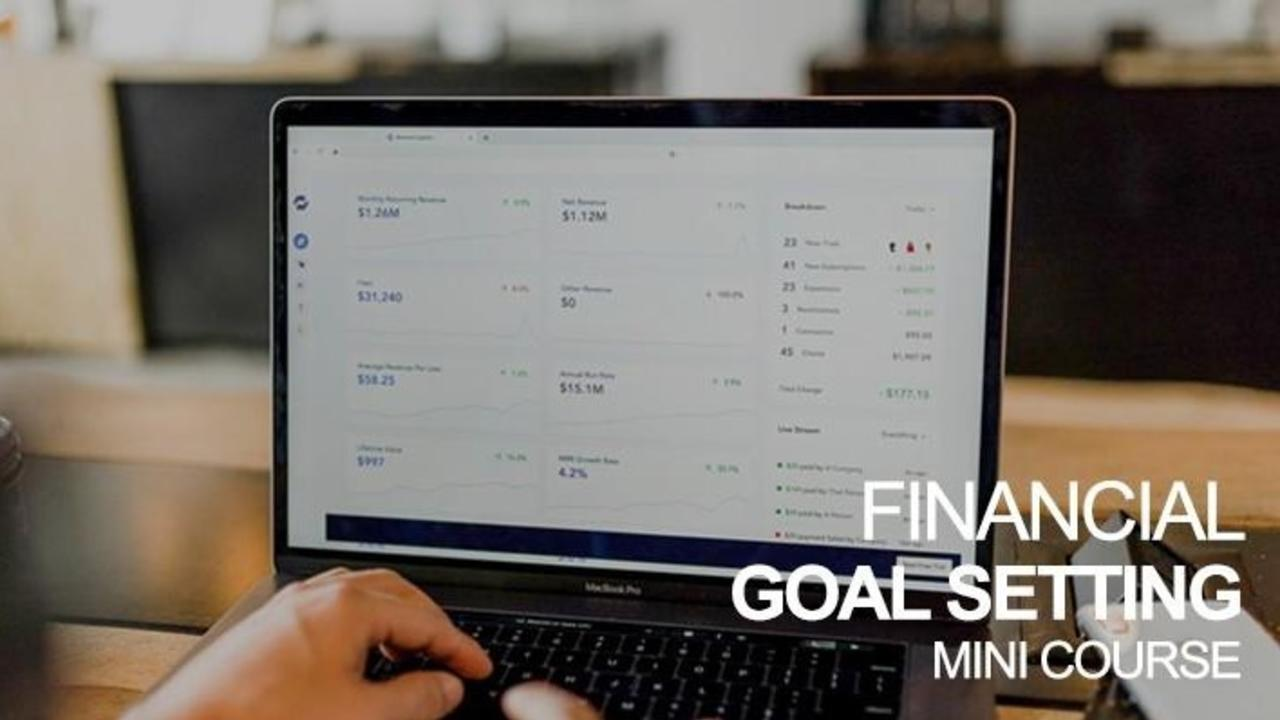 Financial Goal Setting