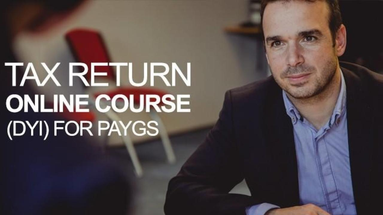 PAYG Tax Return